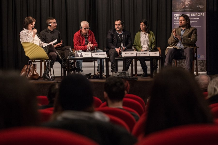 Documentary Filmmakers and Journalists in Central and Eastern Europe under Growing Pressure