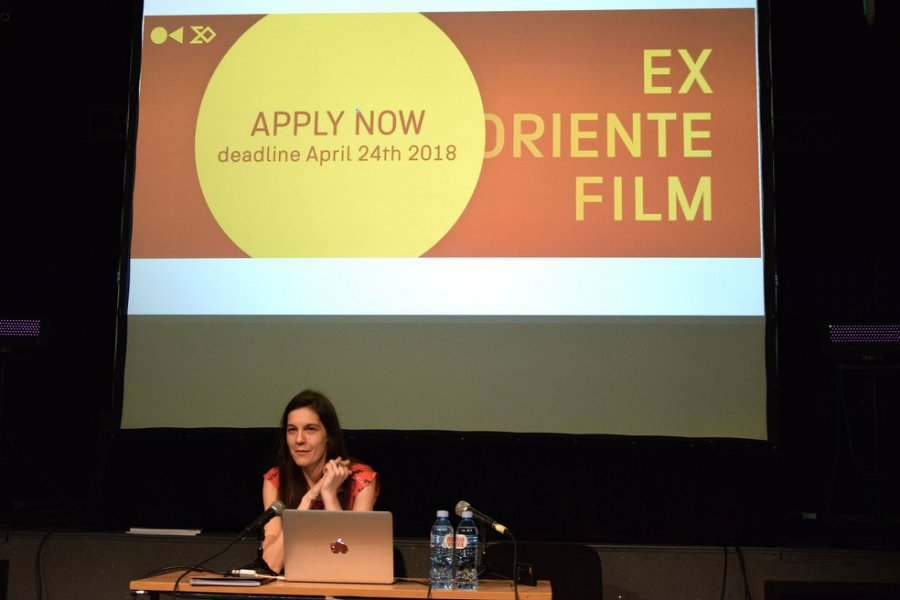 Ex Oriente Film at Martovski Festival in Belgrade