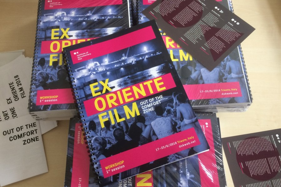 The first session of Ex Oriente Film 2018 starts in Trieste