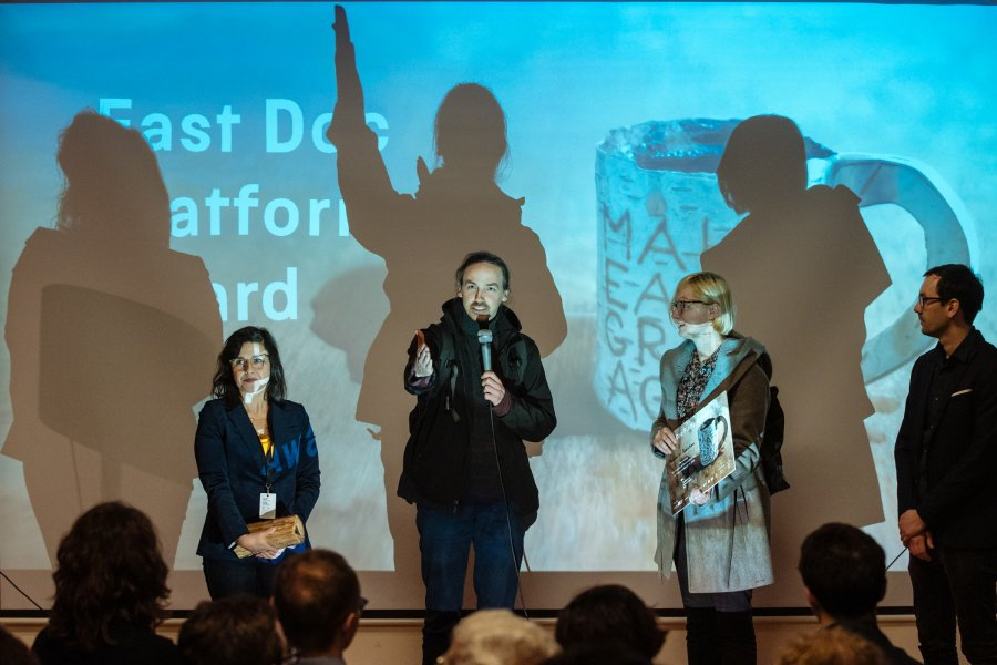 Museum of the Revolution wins East Doc Platform Award