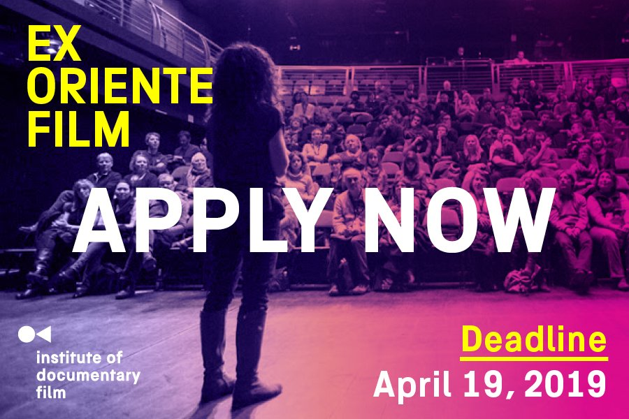 Submit your project to Ex Oriente Film 2019