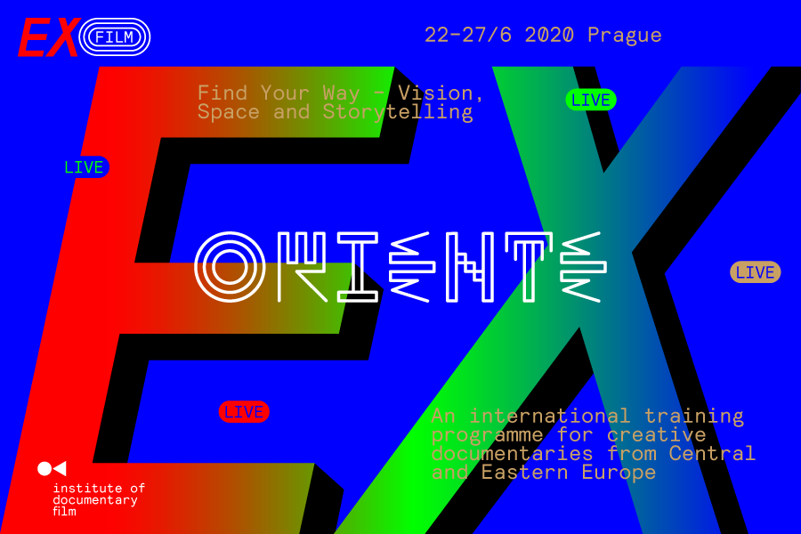Join the open programme of Ex Oriente Film 2020