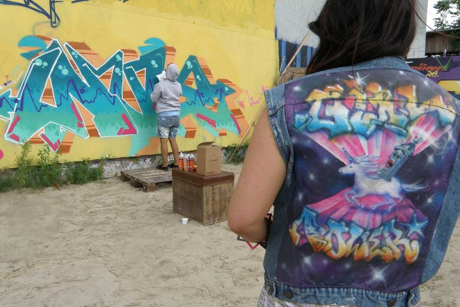 The Documentary About Women and Graffiti is Coming to Czech Cinemas