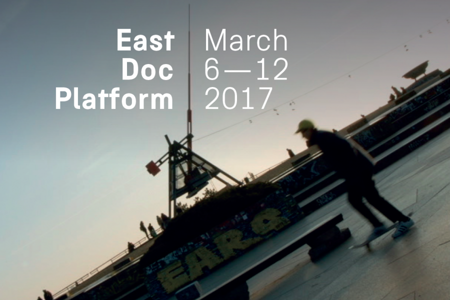 The slogan for this year of East Doc Platform is PRESENT CONTINUES...