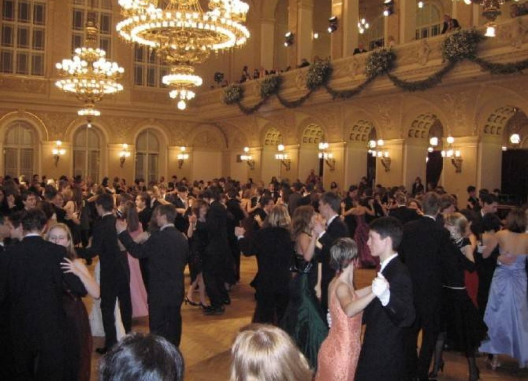 A Czech Phenomenon: Dance Lessons