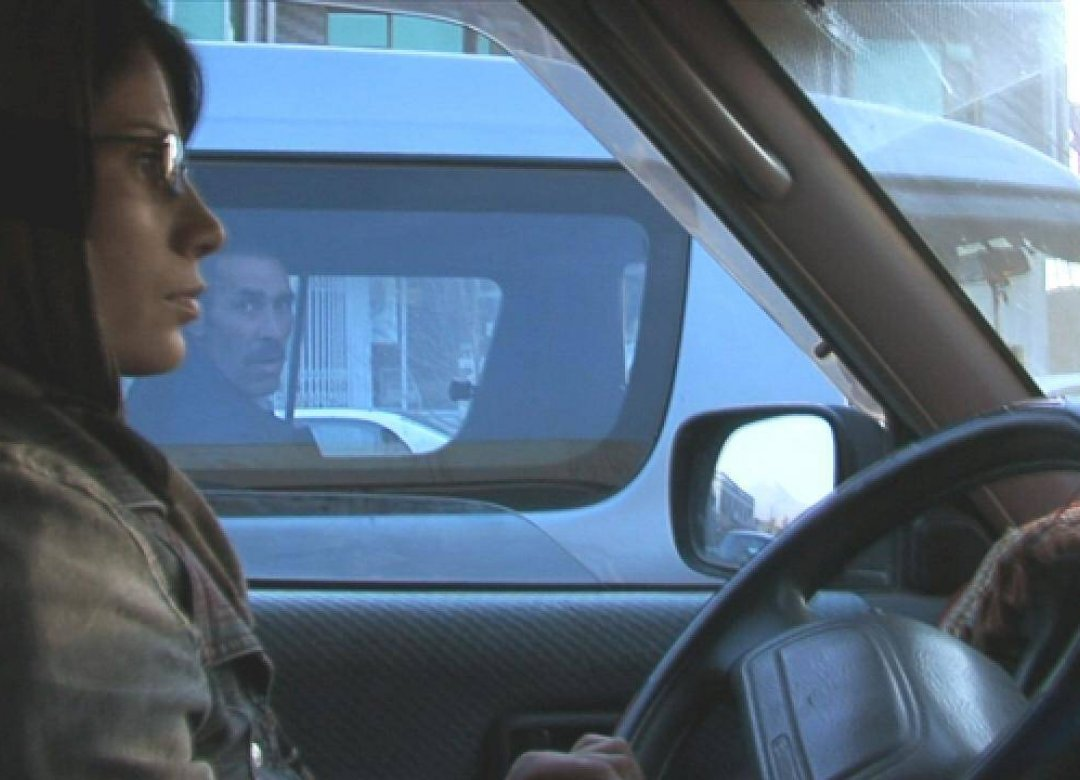 Afghan Women Behind the Wheel