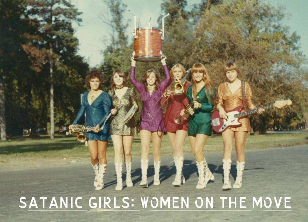 Satanic Girls: Women on the Move